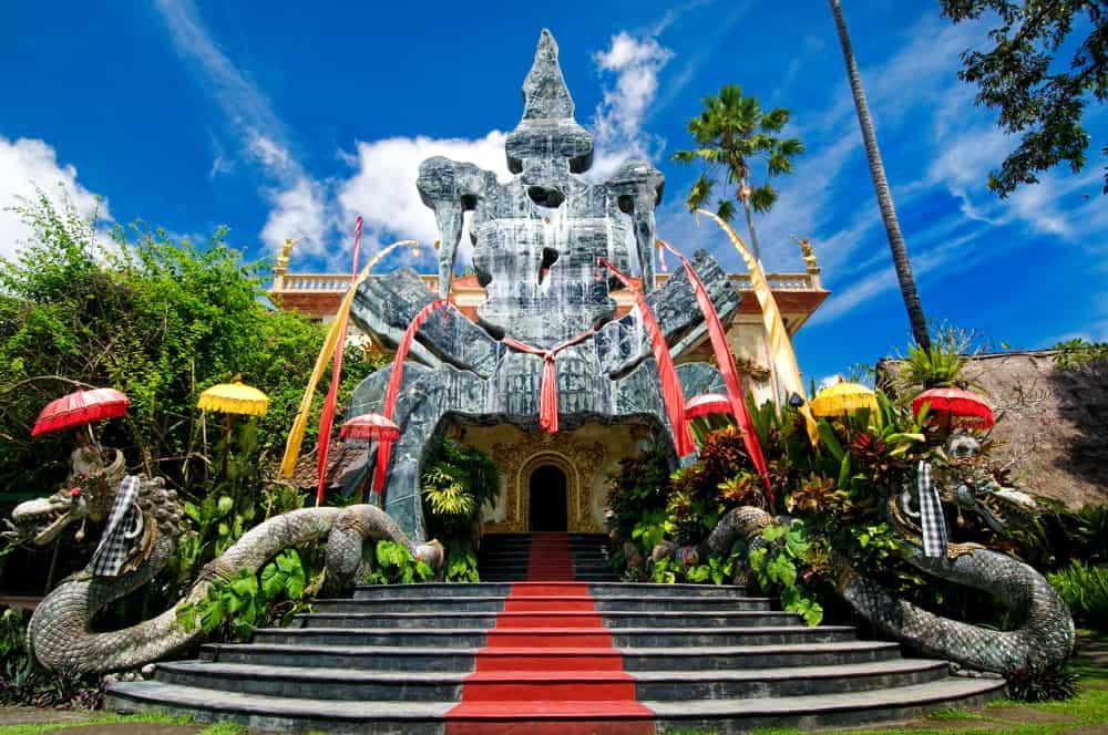 Blanco Rönesans Müzesi Bali