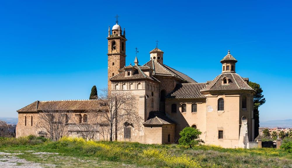 Cartuja Manastırı Granada