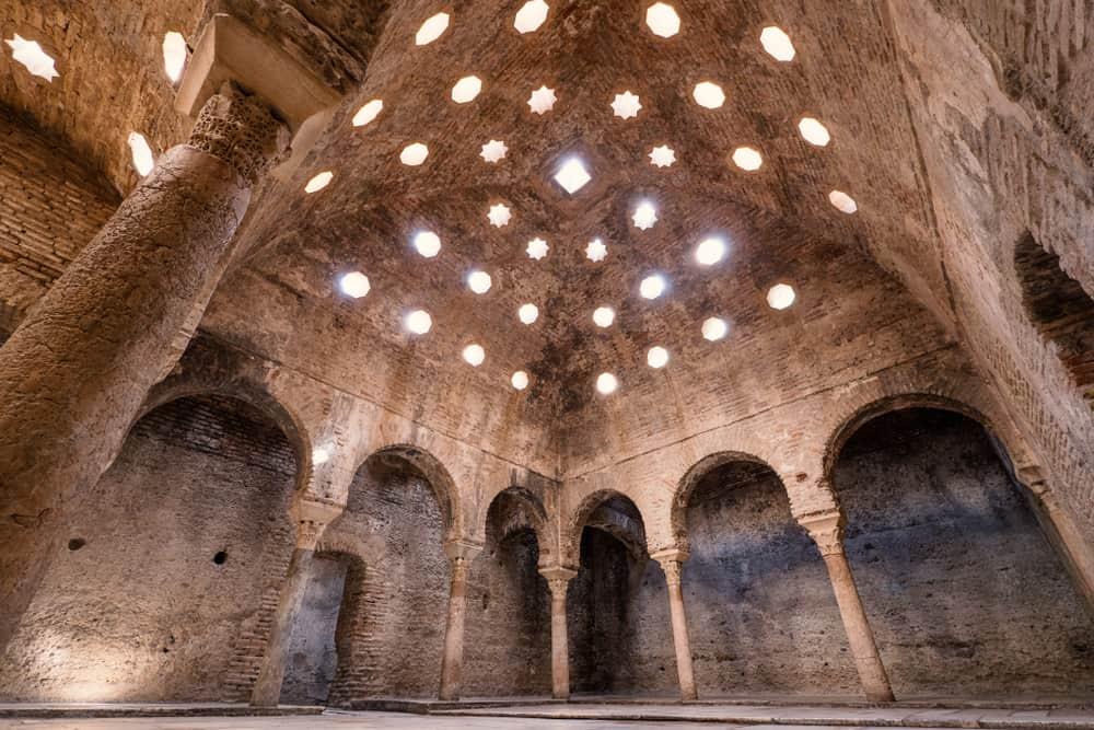 El Bañuelo - Arap Hamamları Granada
