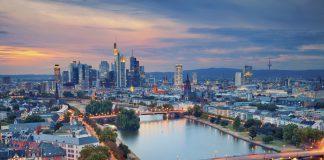 Frankfurt Almanya