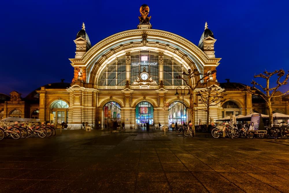 Frankfurt Tren İstasyonu