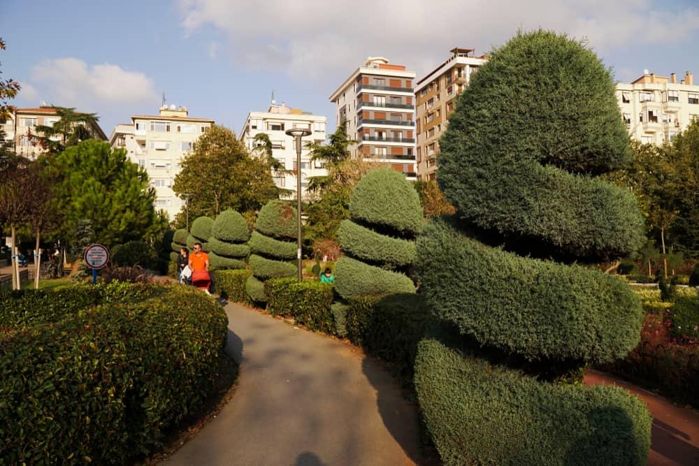 Göztepe 60. Yıl Parkı, Kadıköy