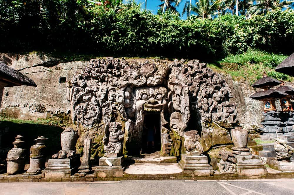 Bali Goa Gajah Tapınağı