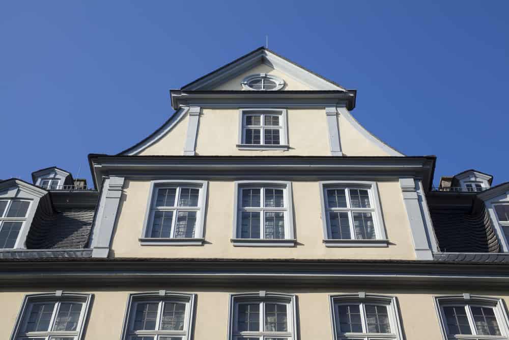 Goethe Evi Frankfurt