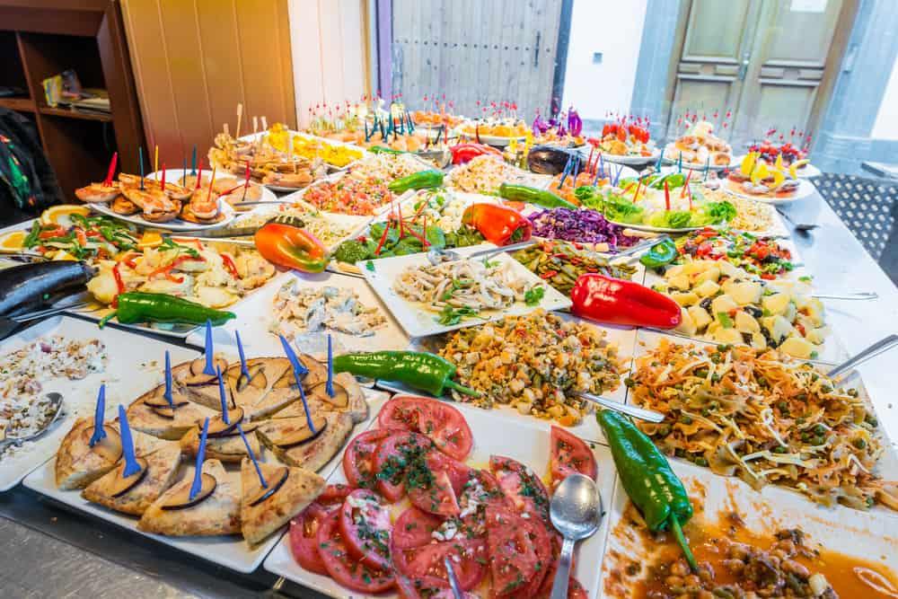 Granada'da Yeme İçme