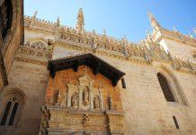 Granada Kraliyet Şapeli (Capilla Real)