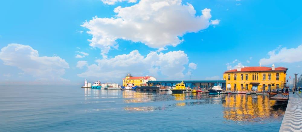 Konak Pier, İzmir