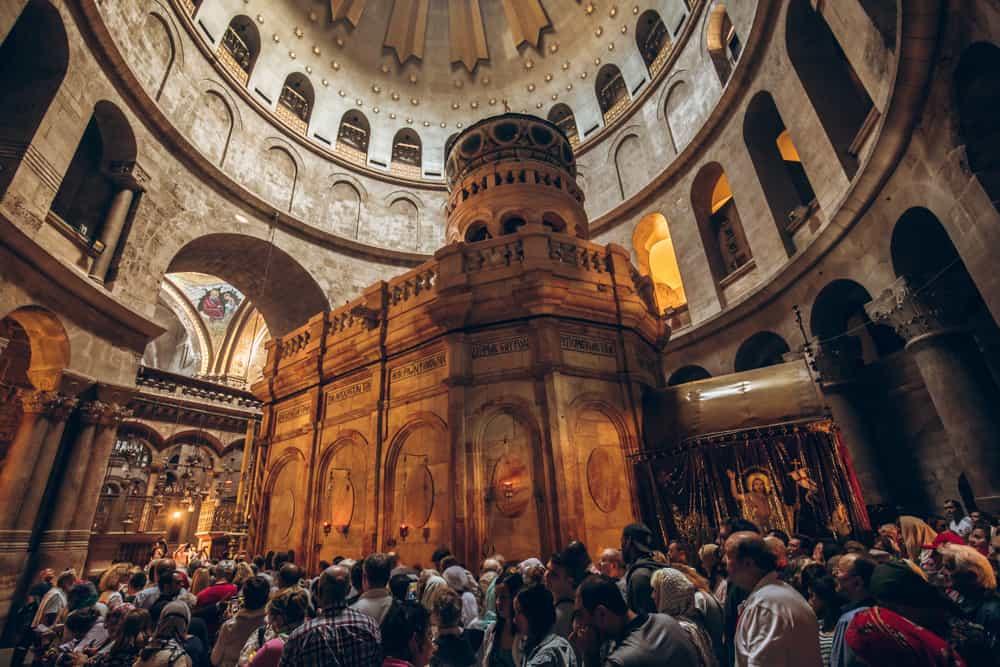Kutsal Mezar Kilisesi, Kudüs