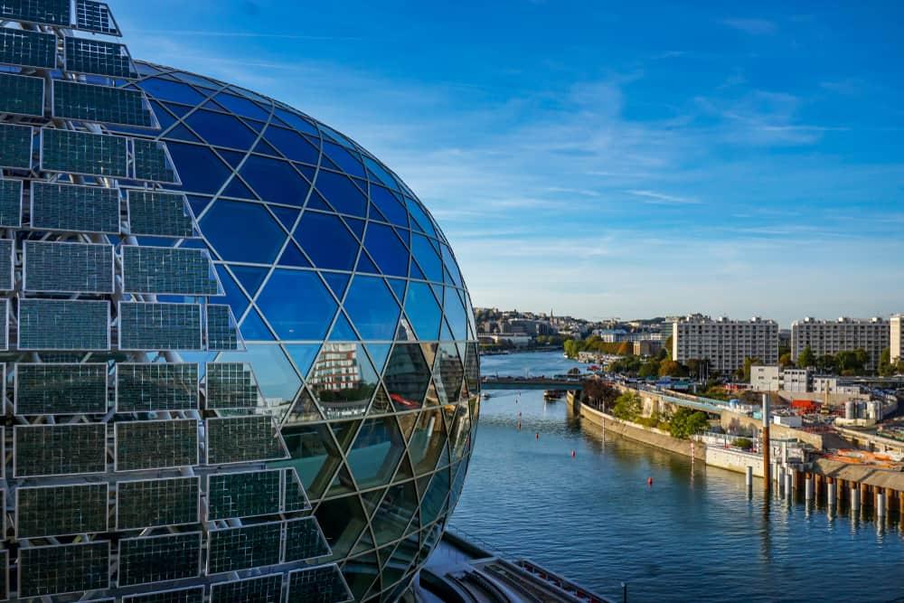 La Seine Musicale, Paris, Fransa