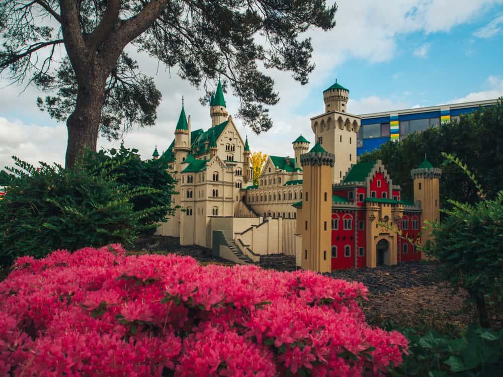 Legoland Oteli Billund Danimarka