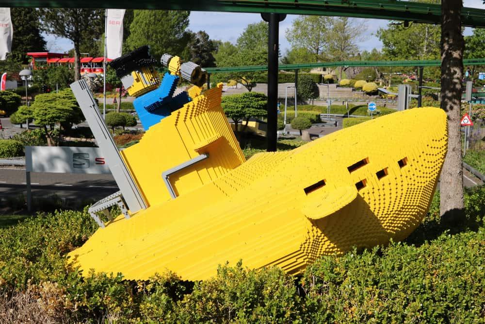 Legoland Billund Danimarka
