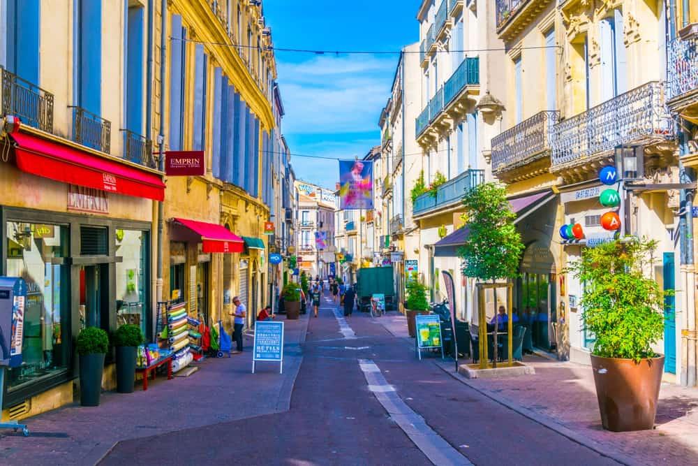 Montpellier Alışveriş