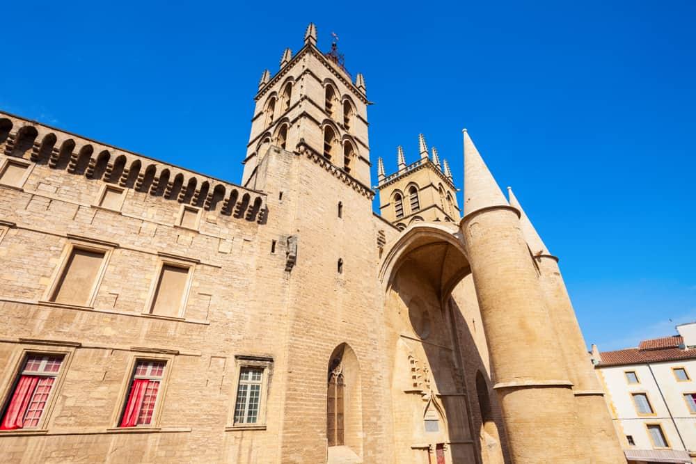 Montpellier Katedrali- Aziz Pierre Katedrali