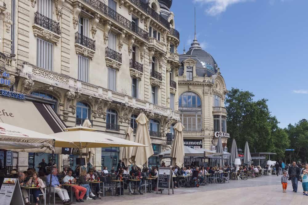 Montpellier'de Nerede Ne Yenir?