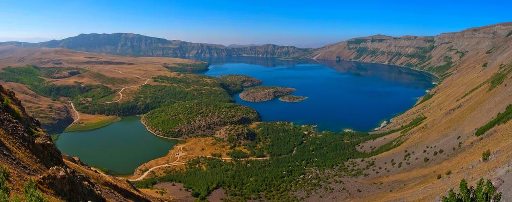 Nemrut Krater Gölü Bitlis