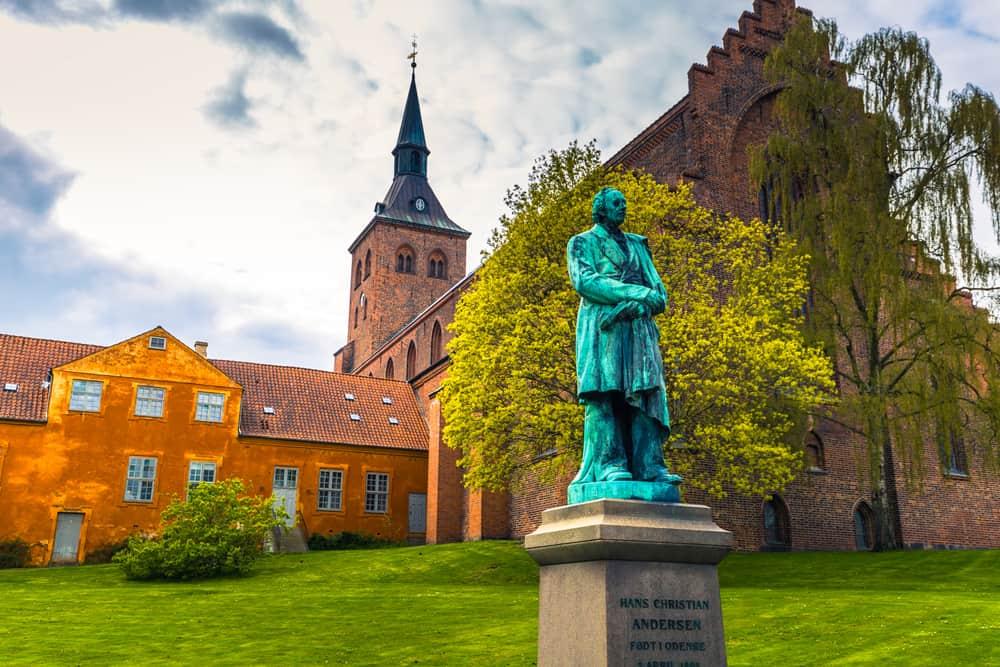 Odense Katedrali – Sankt Knuds Danimarka