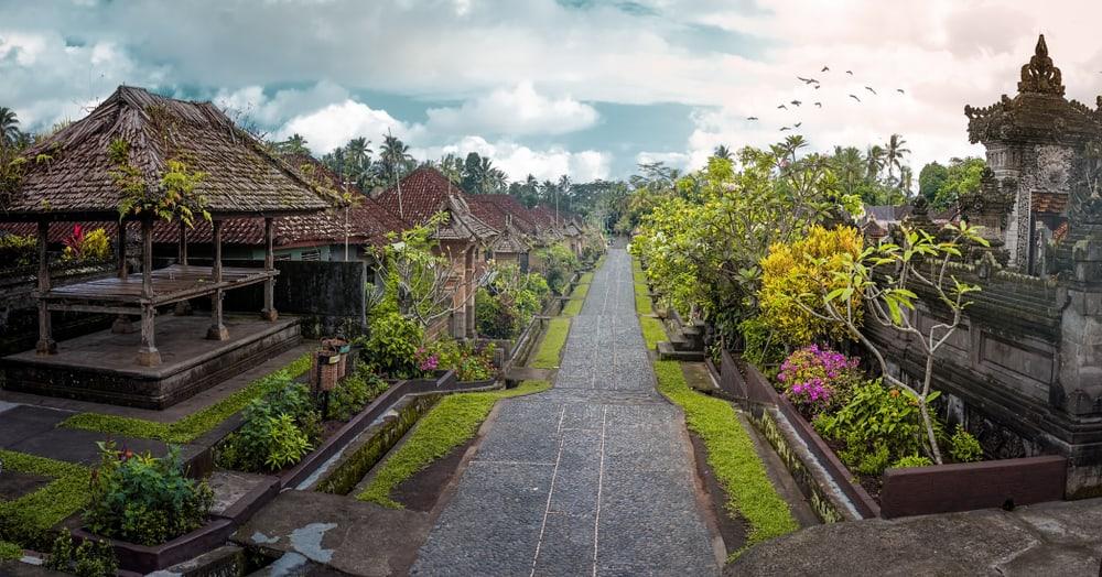 Penglipuran Köyü ile Bambu Ormanı Bali