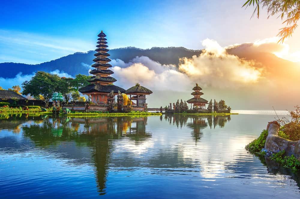 Pura Ulun Danu Bratan Tapınağı Bali