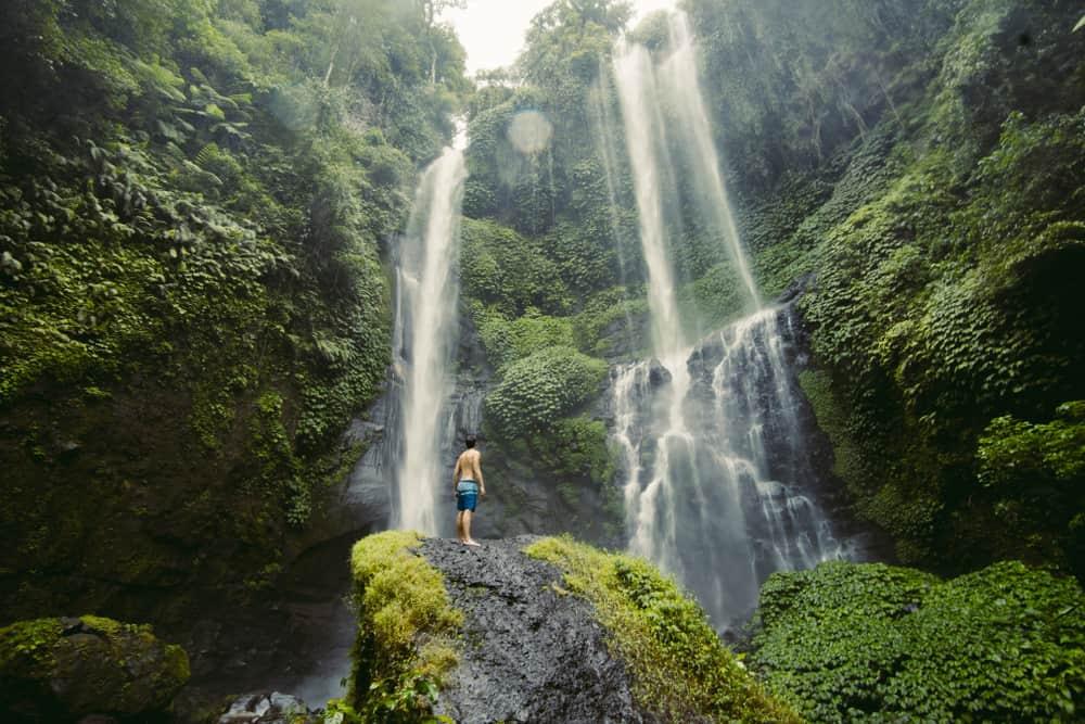 Sekumpul Şelaleleri Bali