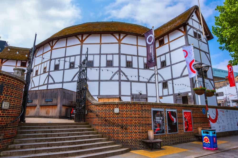 Shakespeare'in Dünyası (Shakespeare's Globe), Londra, İngiltere