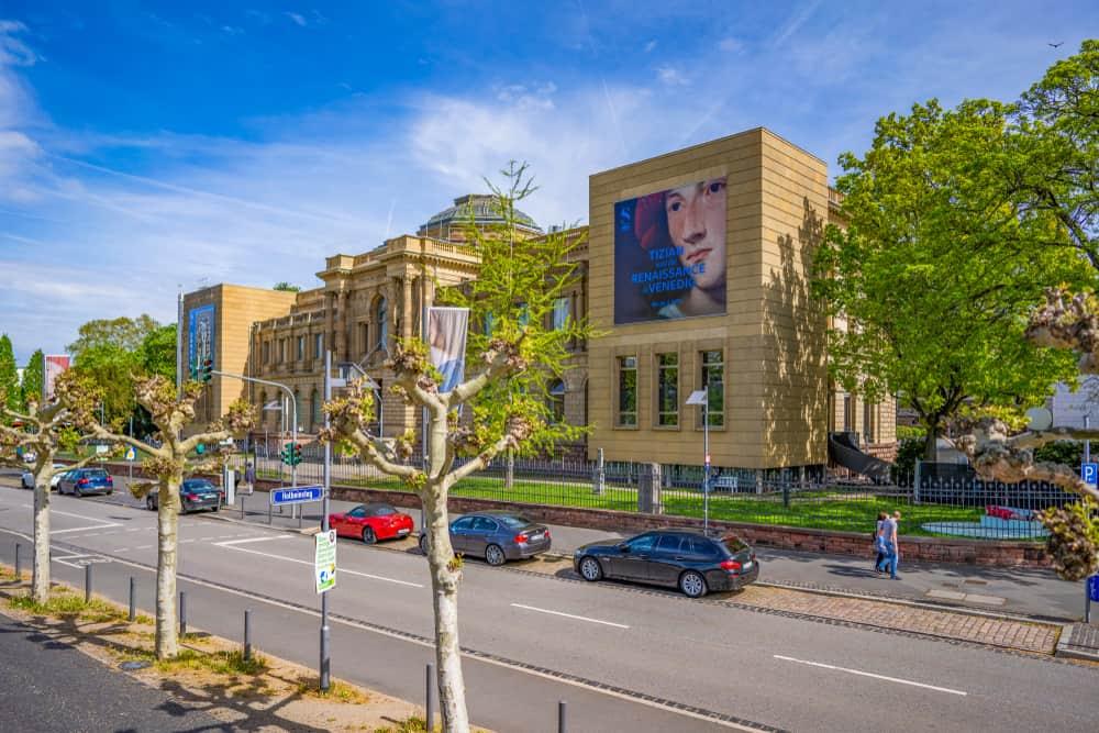 Stadel Müzesi Frankfurt