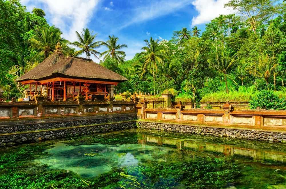 Tirta Empul Tapınağı Bali