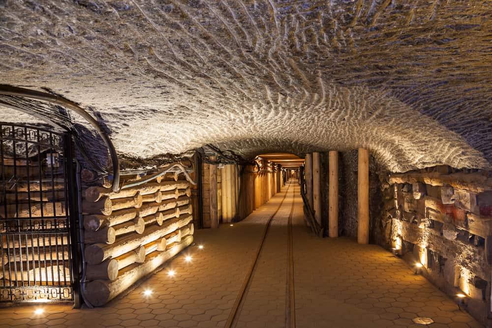 Tuz Madeni Polonya