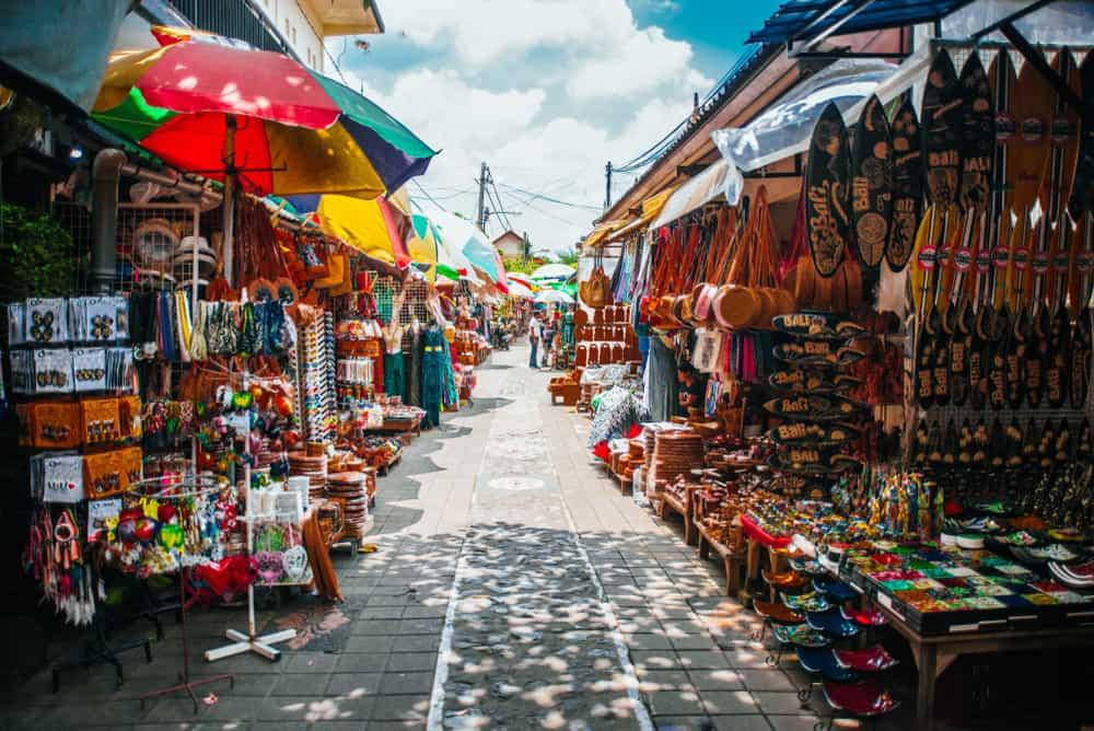 Ubud Pazar Yeri (Ubud Market) Bali
