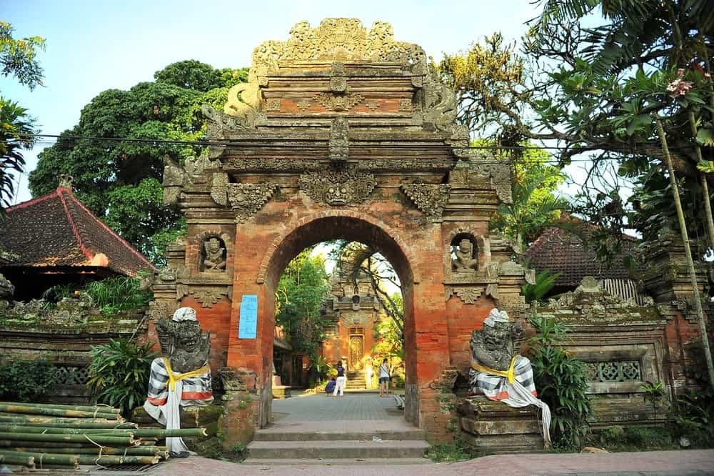 Ubud Sarayı Bali