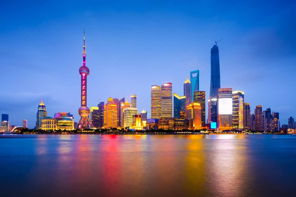 Çin Şanghay Şangay'a Ulaşım
