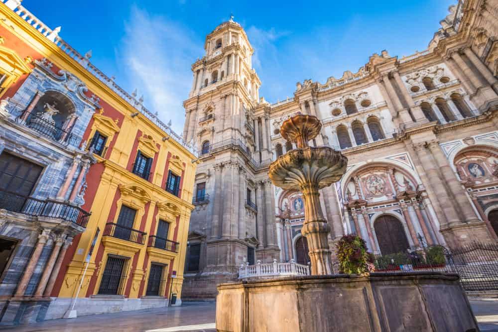 Malaga İspanya