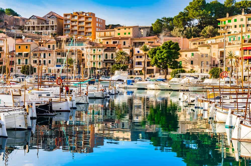 İspanya Mayorka Adası