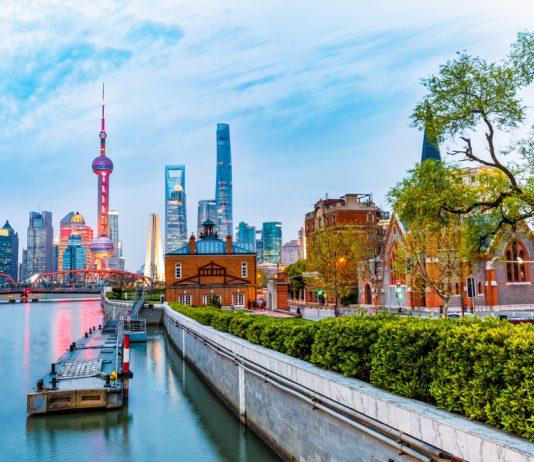 Şangay Çin
