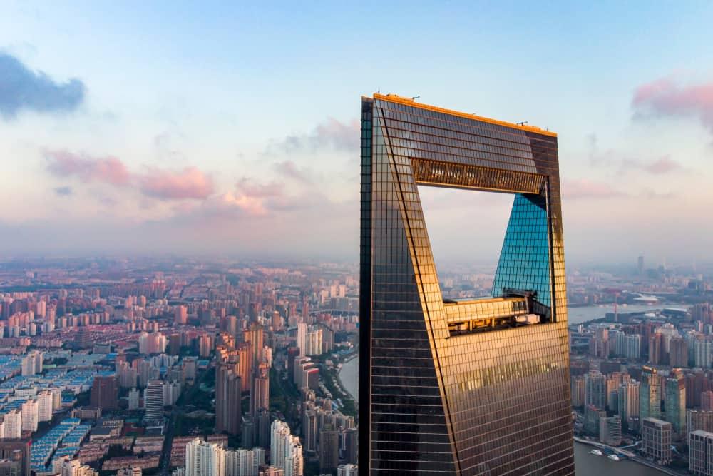 Şangay Dünya Finans Merkezi Şangay Çin
