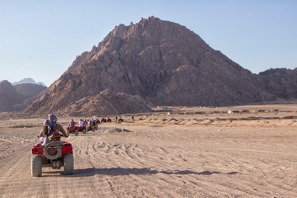 Sina Dağı Şarm El Şeyh