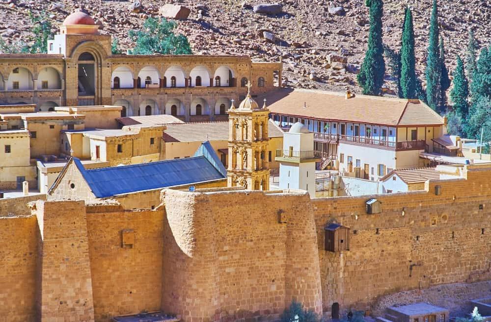 Şarm El-Şeyh St. Catherine Manastırı