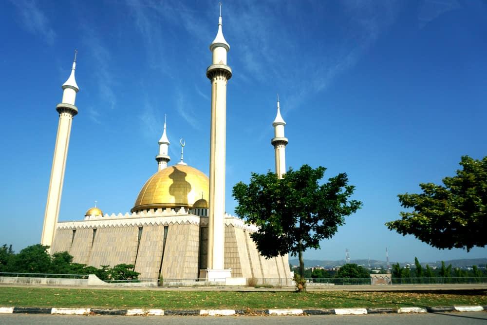 Abuja Camii Nijerya