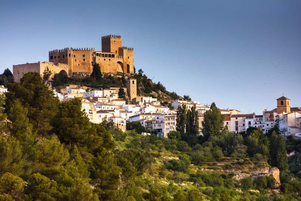 Almeria Kalesi İspanya