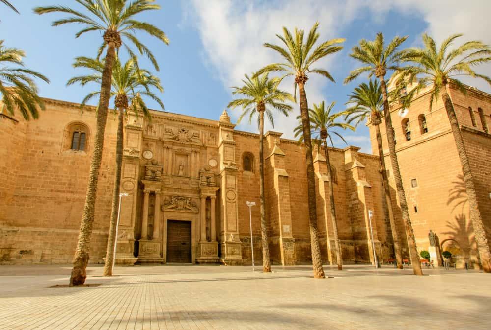 Almeria Katedrali İspanya
