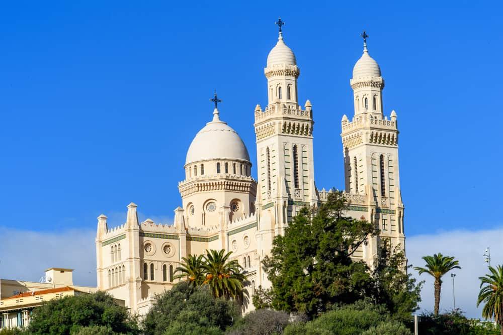 Aziz Augustine Kilisesi Cezayir