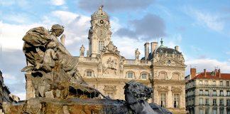 Bartholdi Çeşmesi Lyon