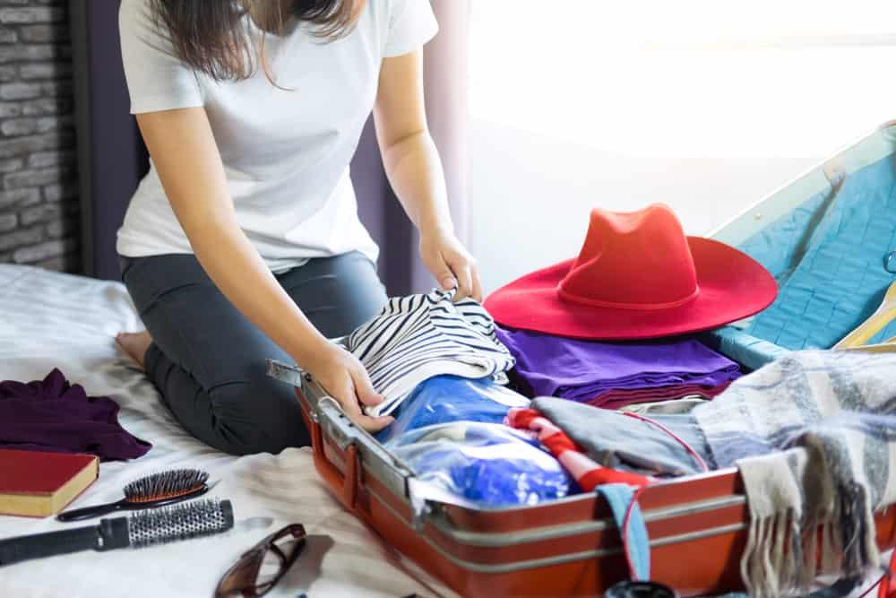 Bavul Hazırlık