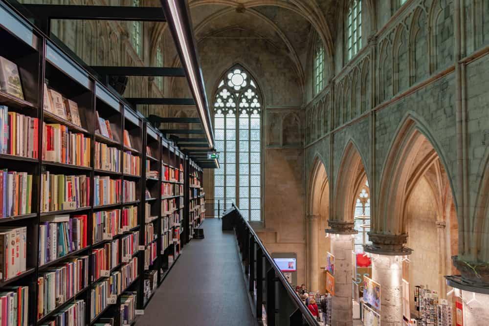 Boekhandel Dominicanen, Maastricht - Hollanda