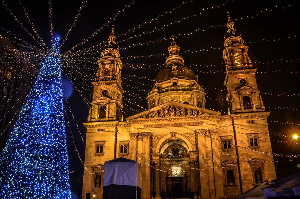 Budapeşte Noel Pazarı, Macaristan