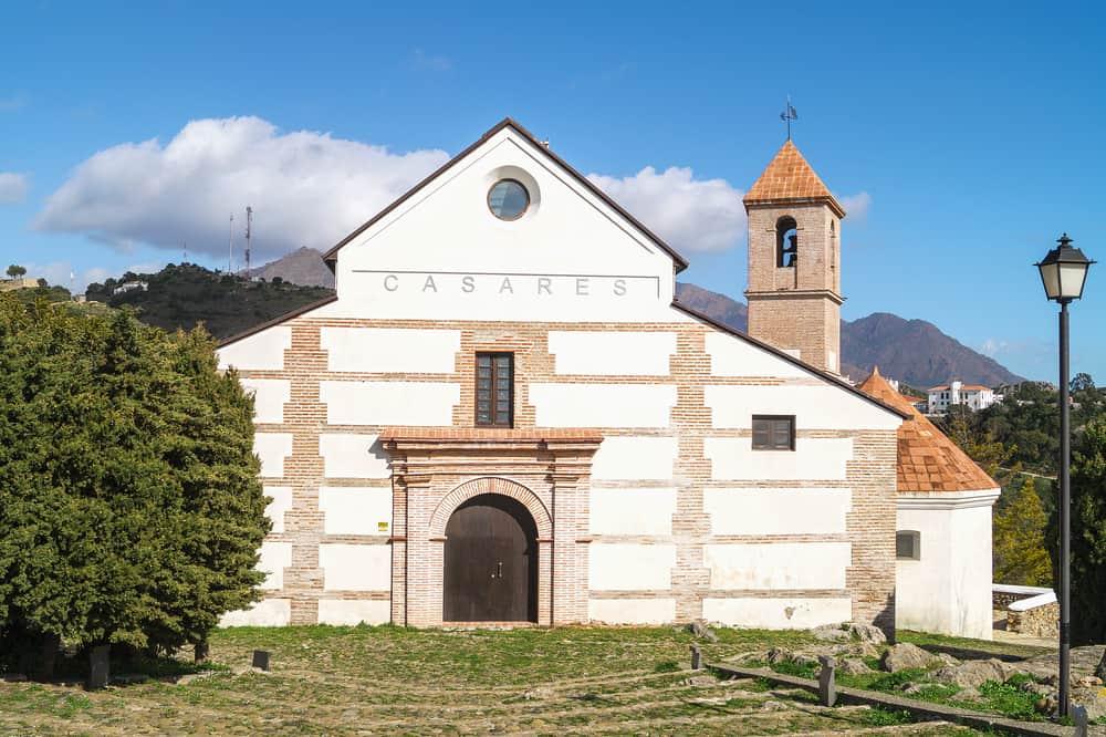 Encarnacion Kilisesi Casares İspanya