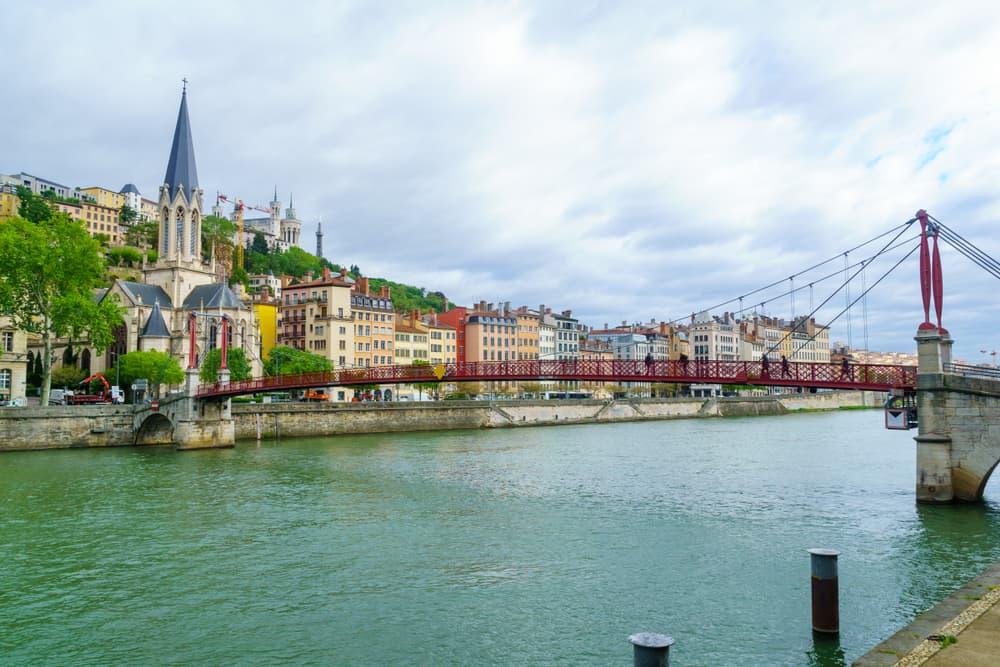 Eski Lyon (Vieux Lyon)