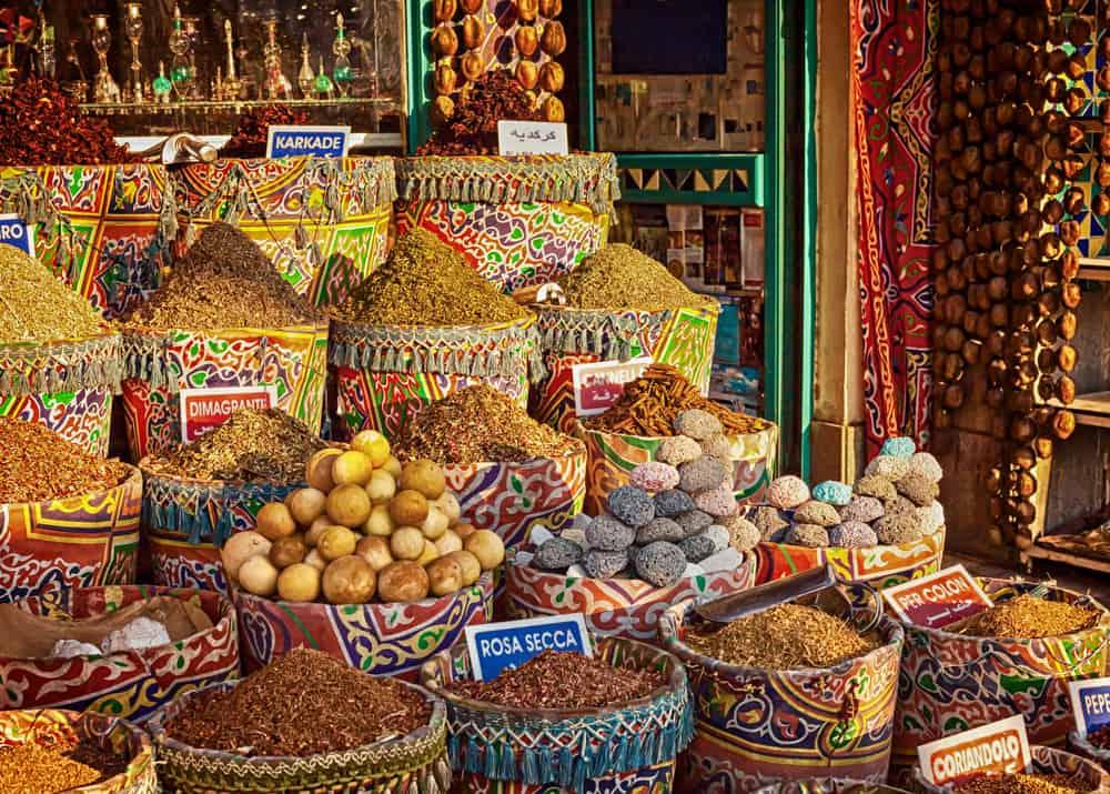 Eski Pazar Şarm El Şeyh