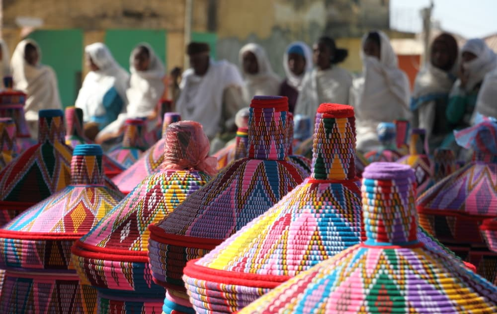 Etiyopya Pazar