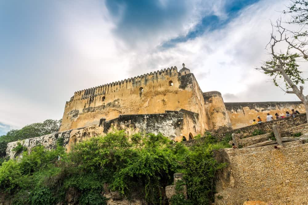 Fort Jesus Mambosa Kenya