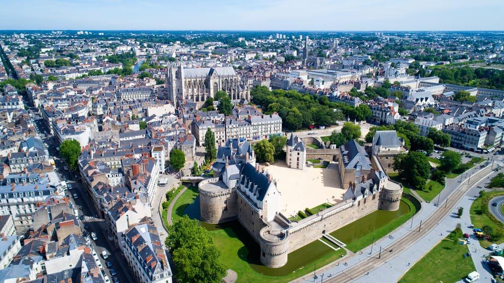 Fransa Nantes Nantes'te İklim, Ne Zaman Gidilir?